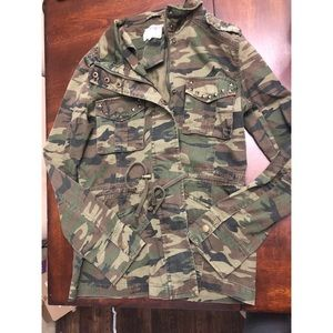 Army Pattern Utility Jacket